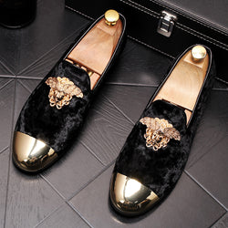 Matte Trendy Loafers-2