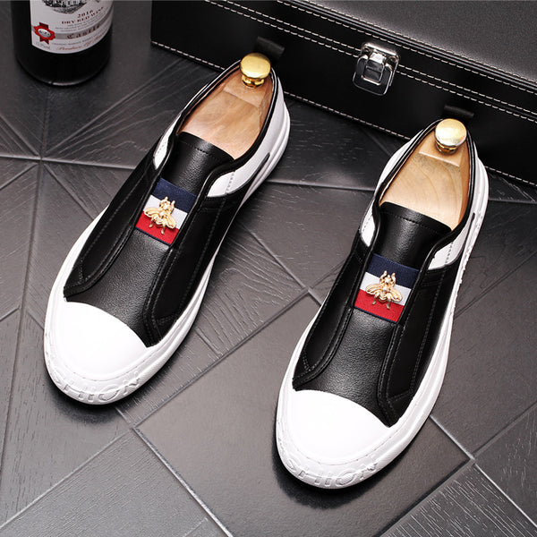 Bee Trendy Loafers-2