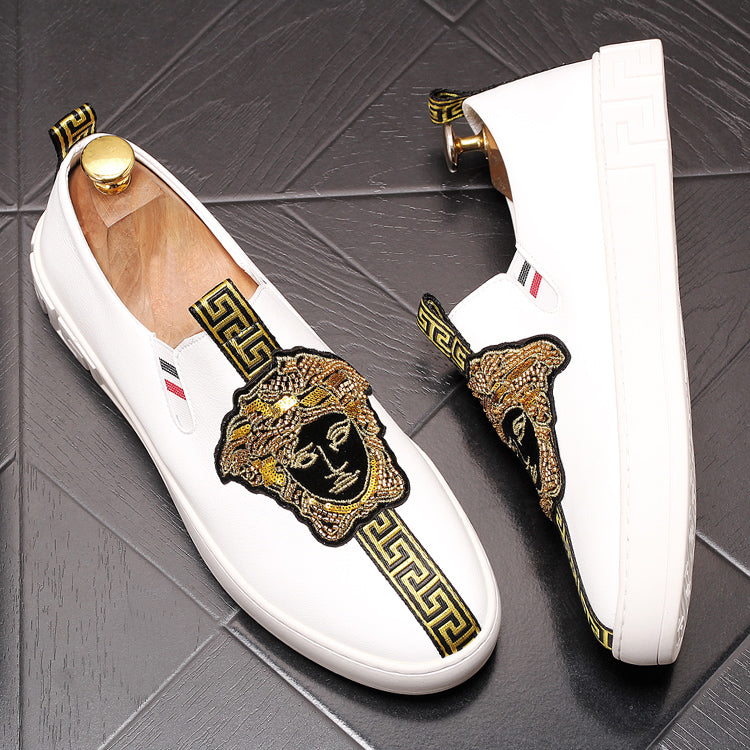 Portrait Trendy Loafers-3