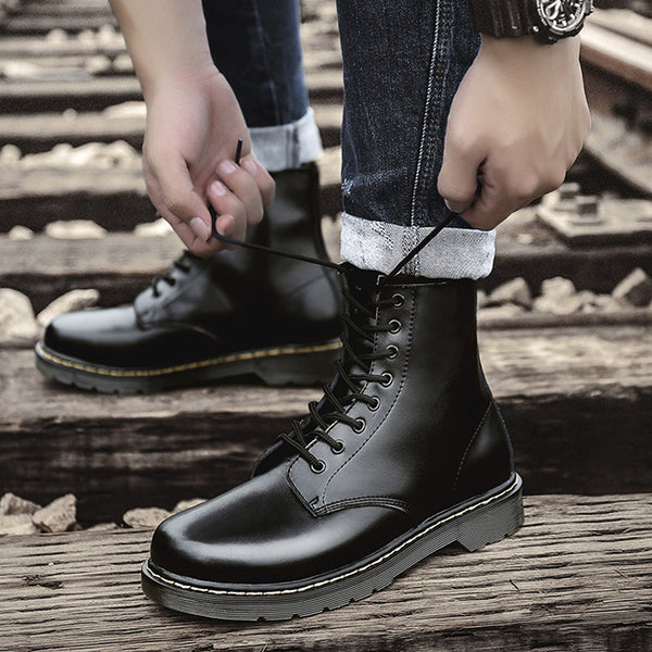 Doc Martens Boots British Retro