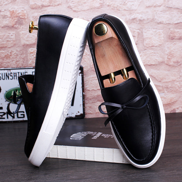 Bow Trendy Loafers-1