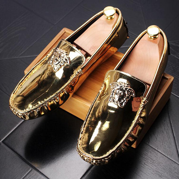Glitter Trendy Loafers