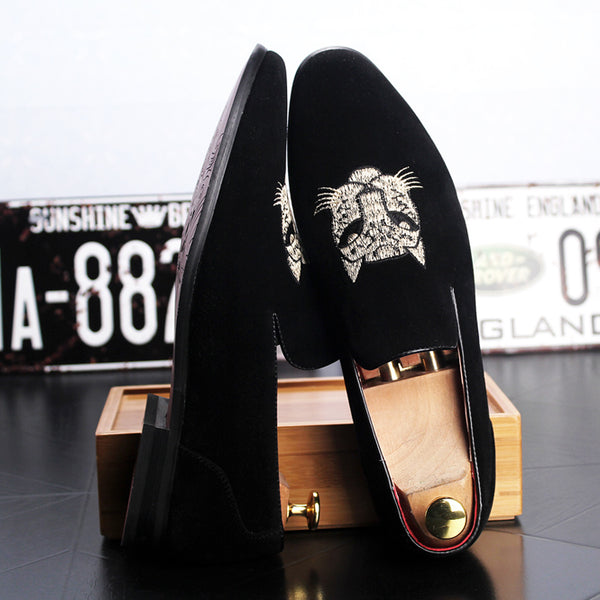 Tiger Trendy Loafers-B