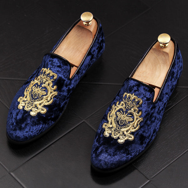 Suede Trendy Loafers