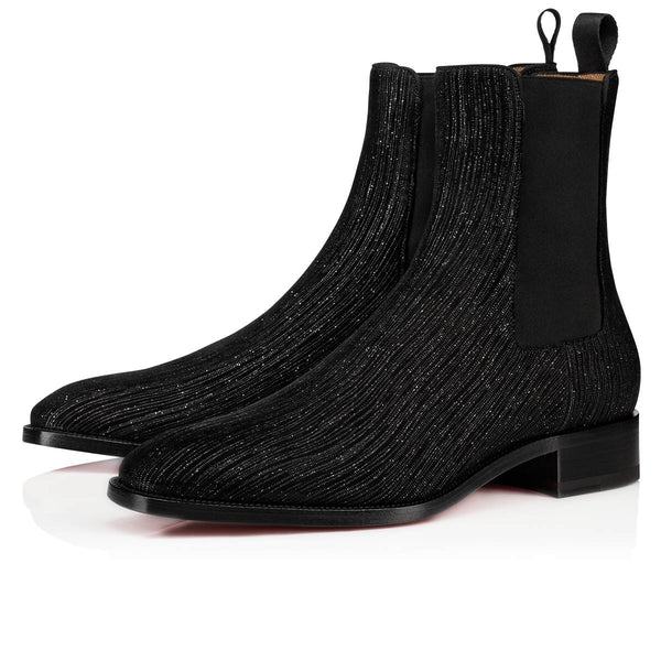 Red Bottoms Ankle Boots
