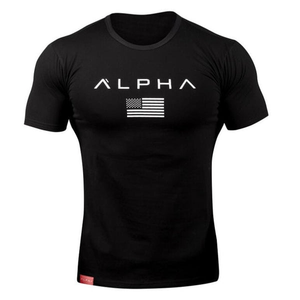 Mens Military Army T Shirt