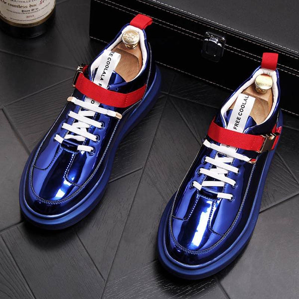 British Men's Hip Hop Shoes Youth Trending Shoes