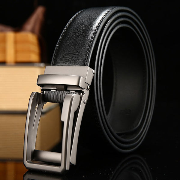 Luxury Designer G Belt For Women Brand New High Quality Classic Brass Genuine Leather Double G Buckle Casual Belt Men 003