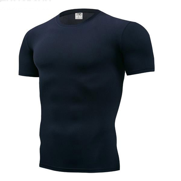 Men's T Shirt Fashion Fitness