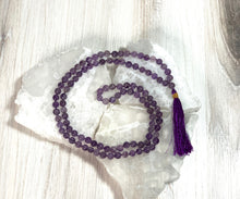 Load image into Gallery viewer, Amethyst Mala