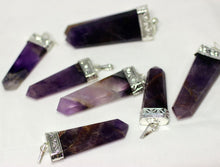 Load image into Gallery viewer, Amethyst Big Pendant