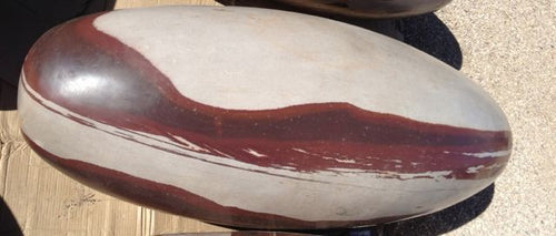 Large Shiva Lingam, About 5 feet long