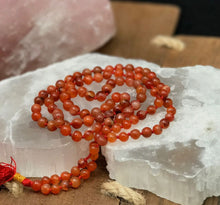 Load image into Gallery viewer, Carnelian Jap Mala