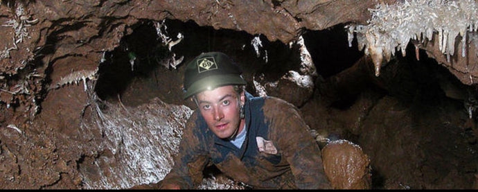 M-69 Lighted Spelunking Cap