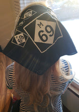 "Load image into Gallery viewer, M-69 ""Love Triangle"" Bandana"