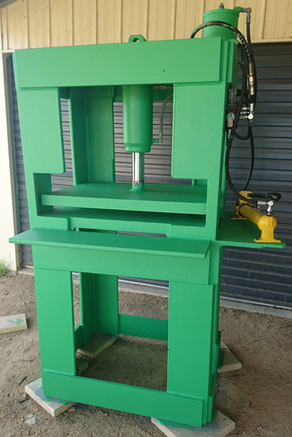 50mm plate steel hydraulic printing press