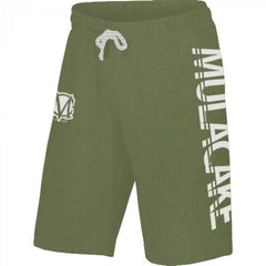 Olive Green Bold Shorts