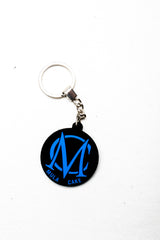 Blue Key Ring