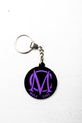 Purple Key Ring