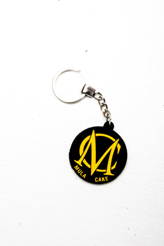 Yellow Key Ring