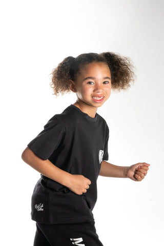 Kids Black T-Shirt