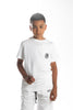 Image of Kids White T-Shirt
