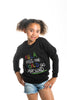 Image of Mula World  Light Weight Black Sweatshirts