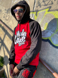 Classic Hoody Black/Red
