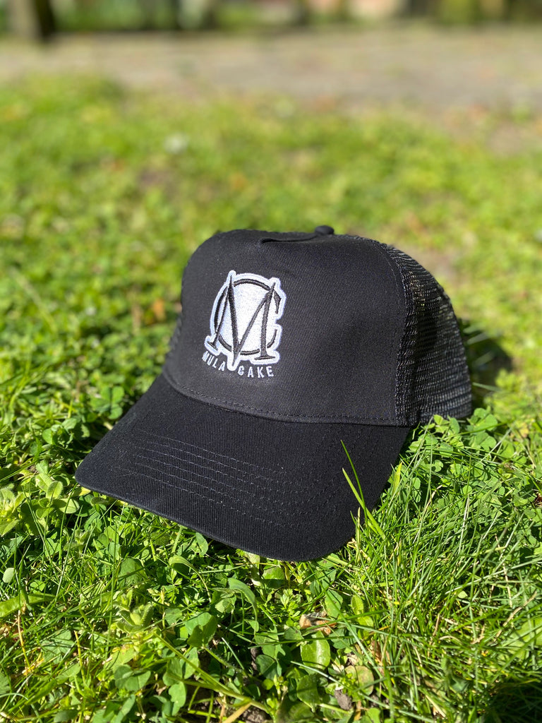 Mula Mc SnapBack Black/white