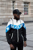 Image of Light Weight Blue Reflective Jacket