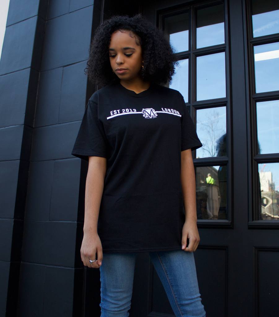 Black Est Women T-Shirt