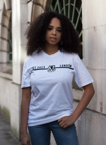 White Est Women T-Shirt