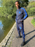 Mc Training Tracksuit Navy/Royal