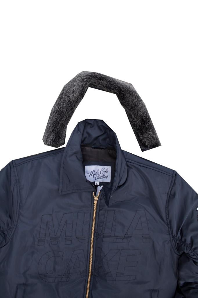 Flight Jacket Navy
