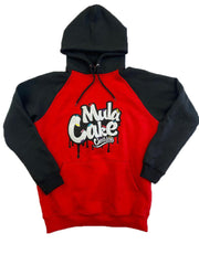 Classic hoody Blk and Red