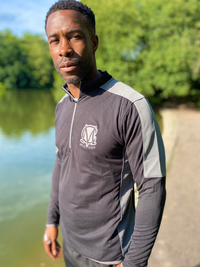 Mc Training Top Black/Grey