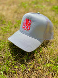 Mula MC SnapBack Grey/Red
