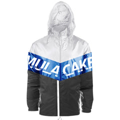 Light Weight Blue Reflective Jacket