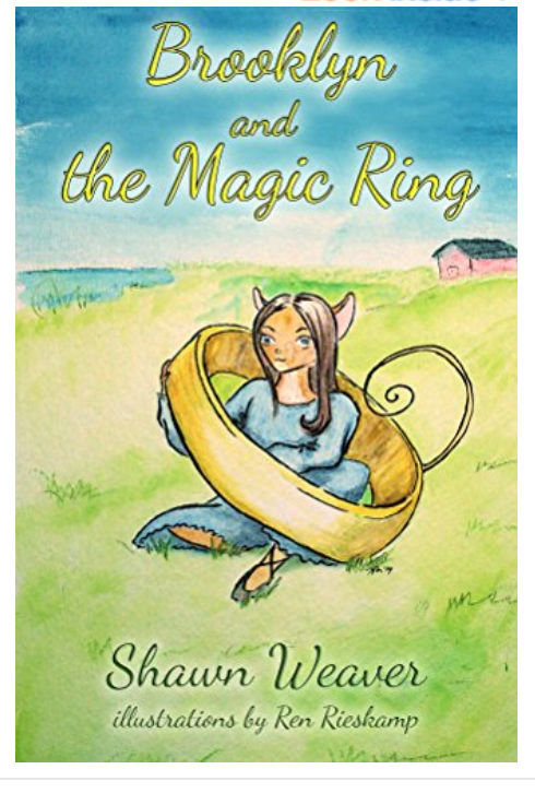 Kids' Book Feature #1: Brooklyn and the Magic Ring