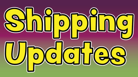 Shipping Updates