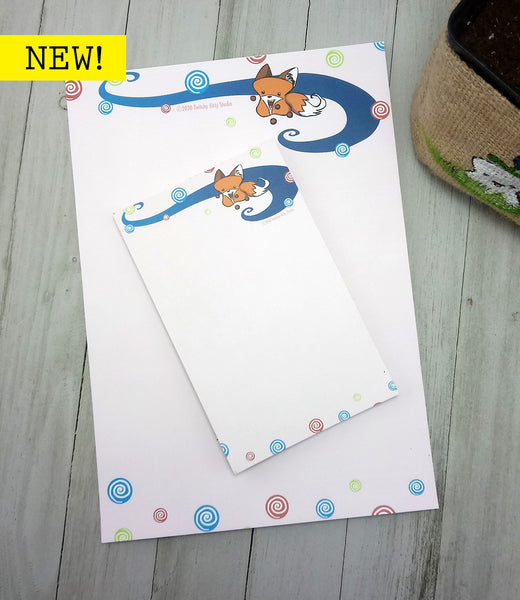 Yip the Fox Stationery