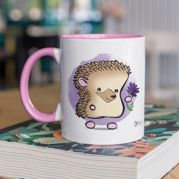 Brian the Hedgehog 11oz Mug