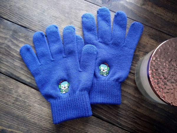 PRE-ORDER: Isaac Pengu TouchScreen Friendly Gloves