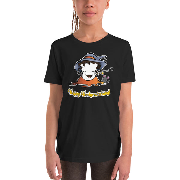 Hettie Hedge Witch Youth T-Shirt