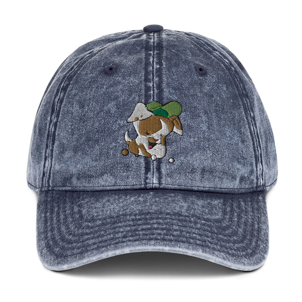 Caramel Puppy Cotton Twill Cap