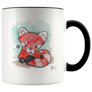 Sassy Red Panda 11oz Mug