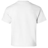 Escalate Peace, Youth's Short Sleeve Crew TShirt
