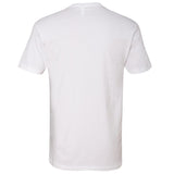 Summer Peace, Men's Fitted Short Sleeve V Neck TShirt