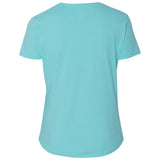 Spring Peace, Women's Plus Size Short Sleeve V Neck TShirt
