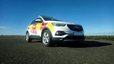 Vauxhall Grandland X - Cornwall Fire and Rescue